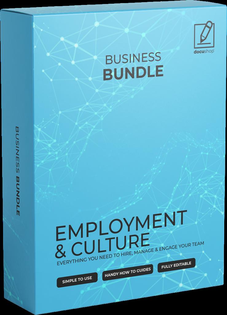 HR & Culture Template