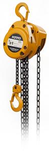 kito hand chain hoist series cf