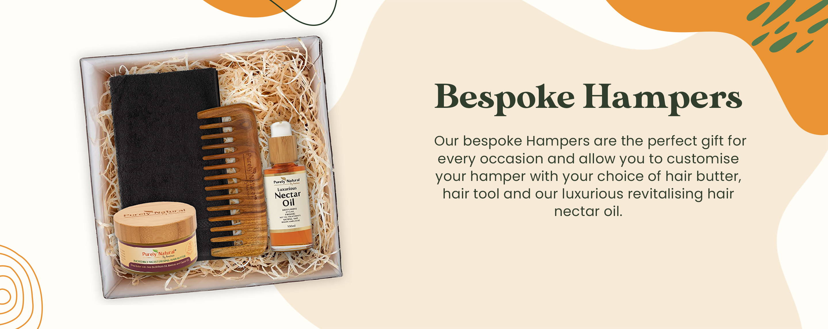 Purely Natural By Anastasia Bespoke Hampers