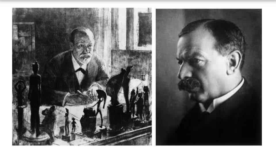 Curso -  Psicanálise e religião: o diálogo entre Freud e Pfister