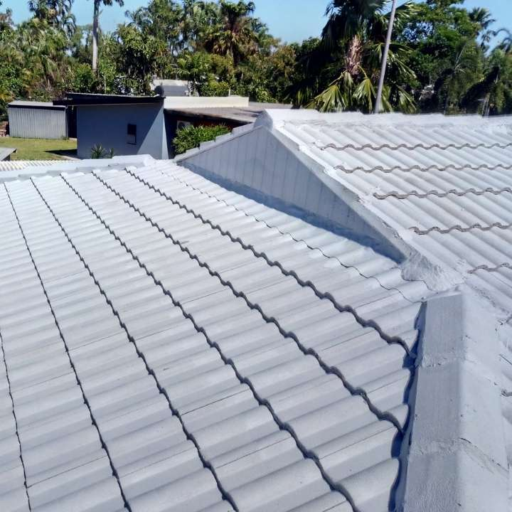 Need help repointing roof tiles in darwin