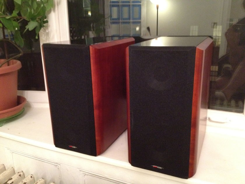 Polk LSi9 Cherry Finish