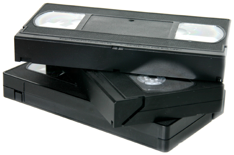 Videocassettes Free to Good Home