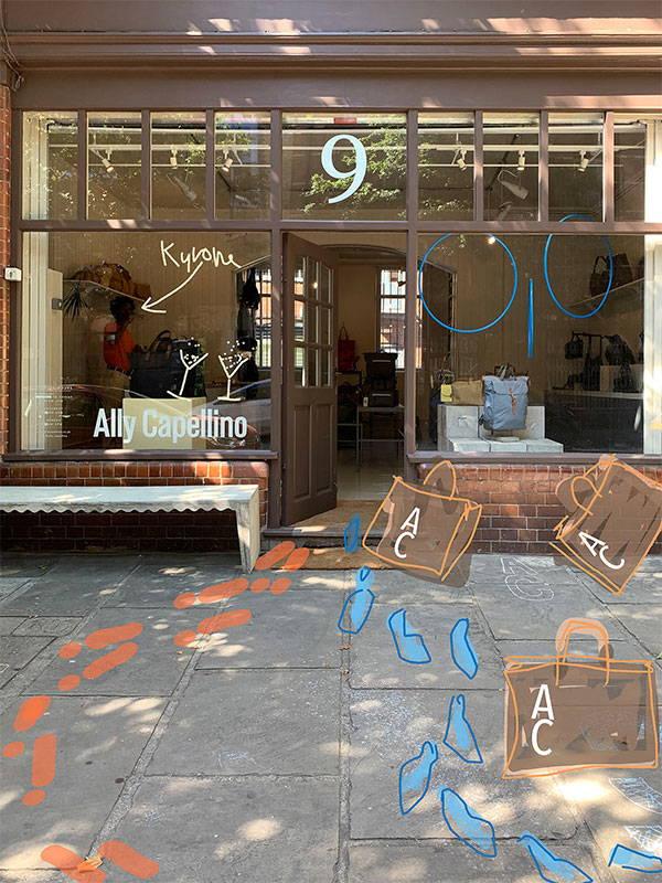 Ally Capellino Store
