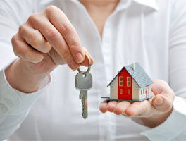 Immobilie kaufen / mieten