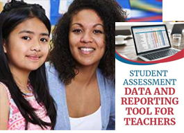 Student Assessment Data Reporting Tool for Teachers