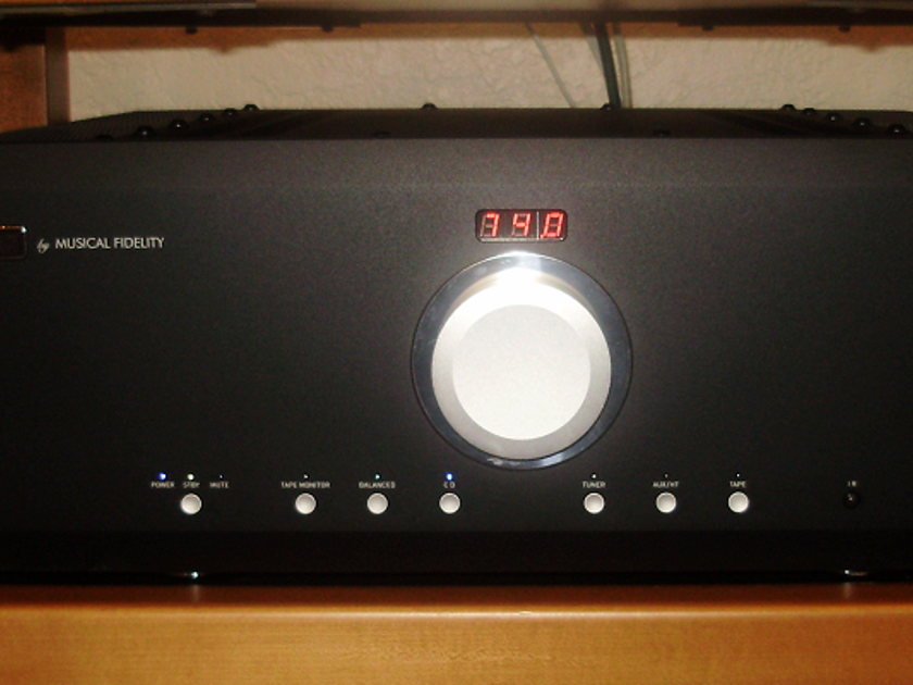 Musical Fidelity M6500i Dual Mono Integrated Amplifier,Mint,2 months new,Killer