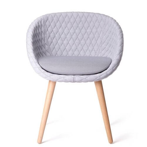 Moooi Love Chair in Lavender
