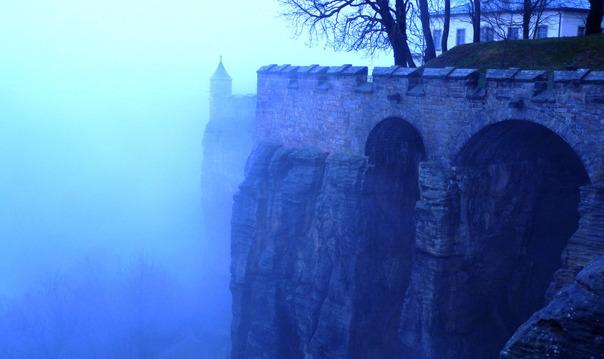 Экскурсия на автомобиле в крепость Кенигштейн