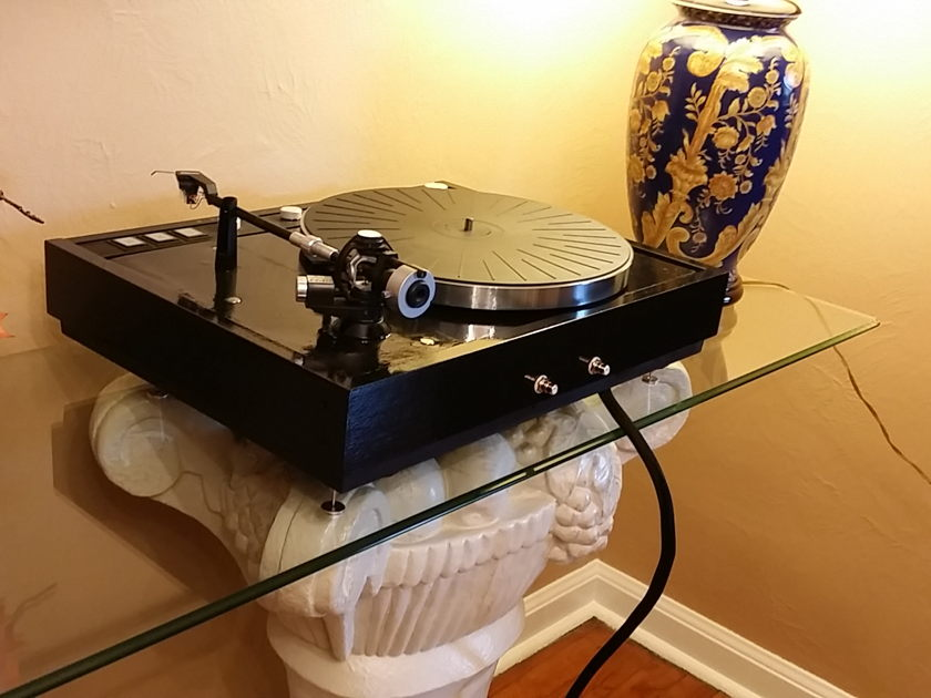 THORENS TD 126 MK III HIGH END TURNTABLE UNIQUELY RESTORED AND UPGRADED!