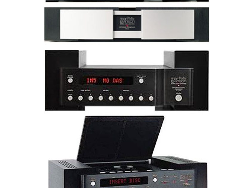 Mark Levinson ★ ML32 + ML30.6 + ML31.5 ★ steal, deal, trades considered