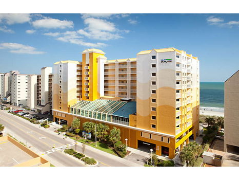 5 Day Stay at Shore Crest Vacation Villas (Myrtle Beach)