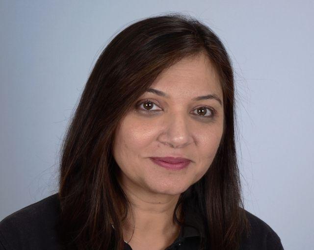 Mrs. Shagufta Anzar , Infant Co-Teacher