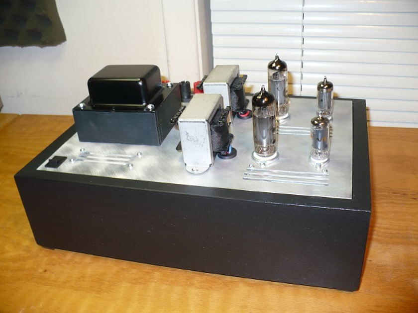 Bottlehead Seductor EL84 Tube Amplifier