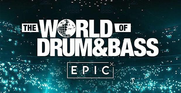 DFM приглашает на World of Drum&Bass - Новости радио OnAir.ru