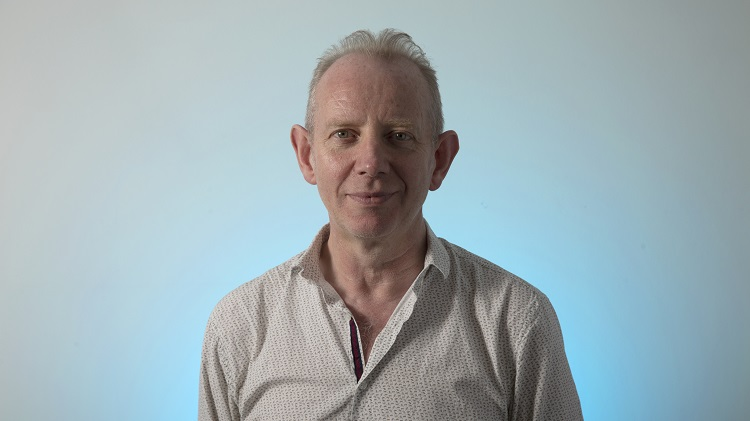 Profile photo of Jay Arnold, Senior Film Programme Manager