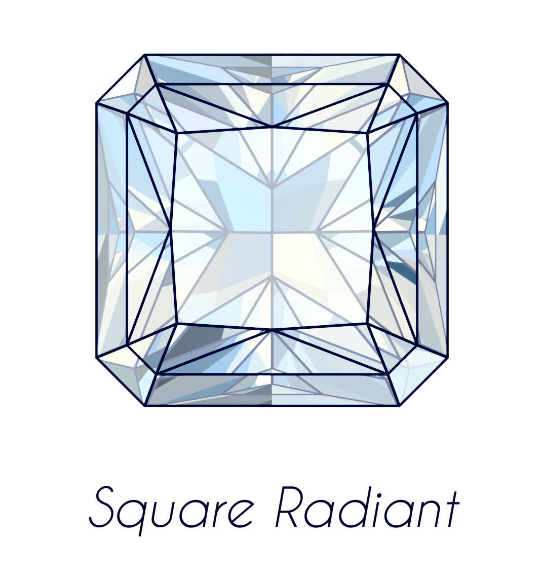diamond radiant cut picture
