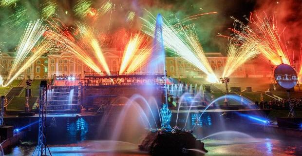 Эльдорадио приглашает на осенний праздник фонтанов в Петергофе - Новости радио OnAir.ru