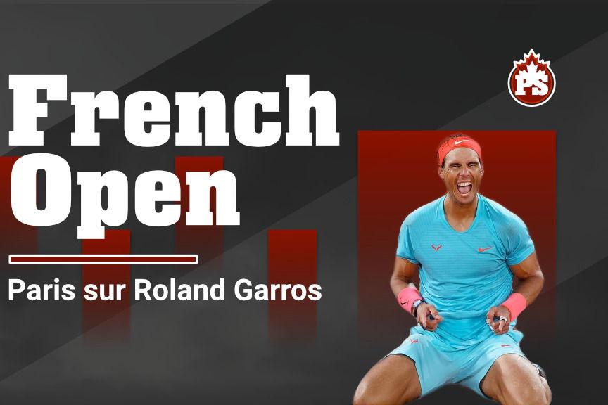 Nos paris pour Roland Garros 2021