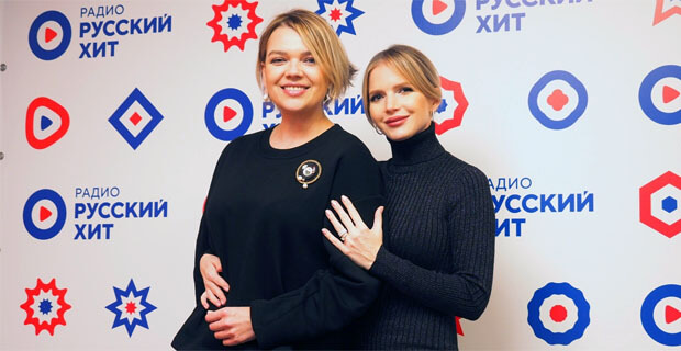 Юлия Михальчик побывала в шоу «Зона VIP» в эфире «Русского Хита» - Новости радио OnAir.ru