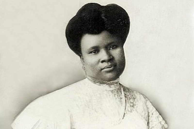 madam c j walker hair success