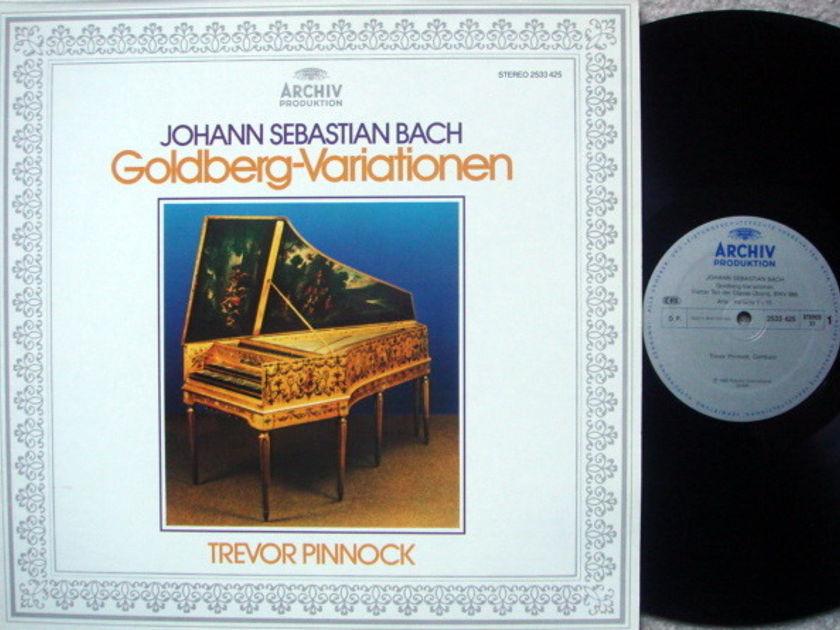Archiv / PINNOCK, - Bach Goldberg Variations, NM!