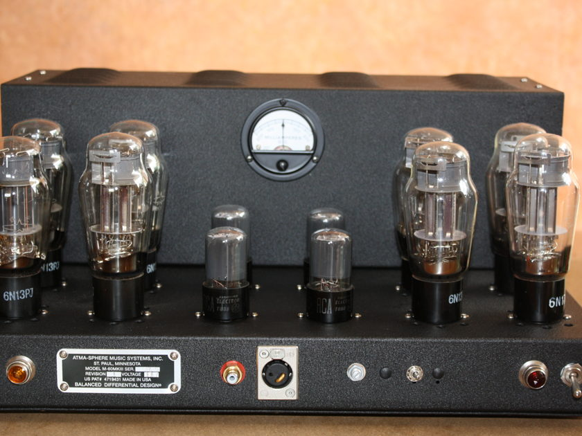 Atmasphere M - 60 Amps Mk. lll. 1 revision