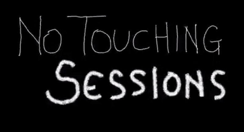 No Touching Sessions 18 // Sean Tyler