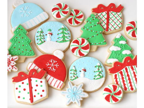 Delicious Cookie Decorating Party