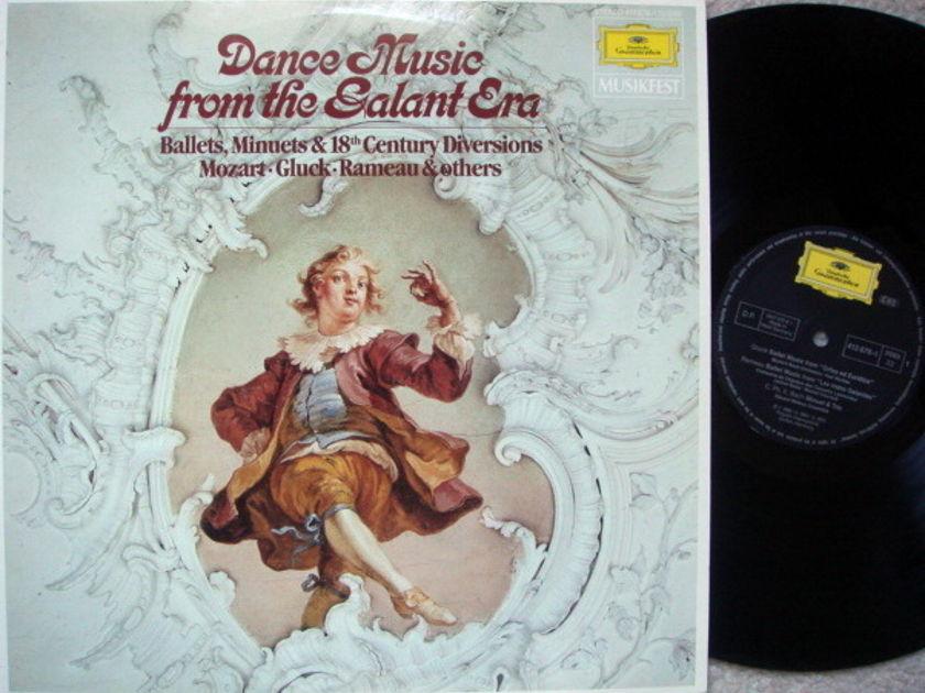 DG / MELKUS-RICHTER, - Dance Music from the Galant Era, MINT!