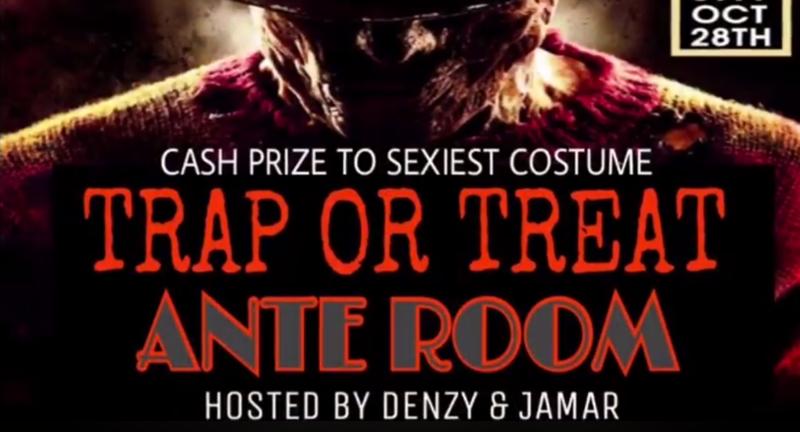 Trap Or Treat Halloween Bash