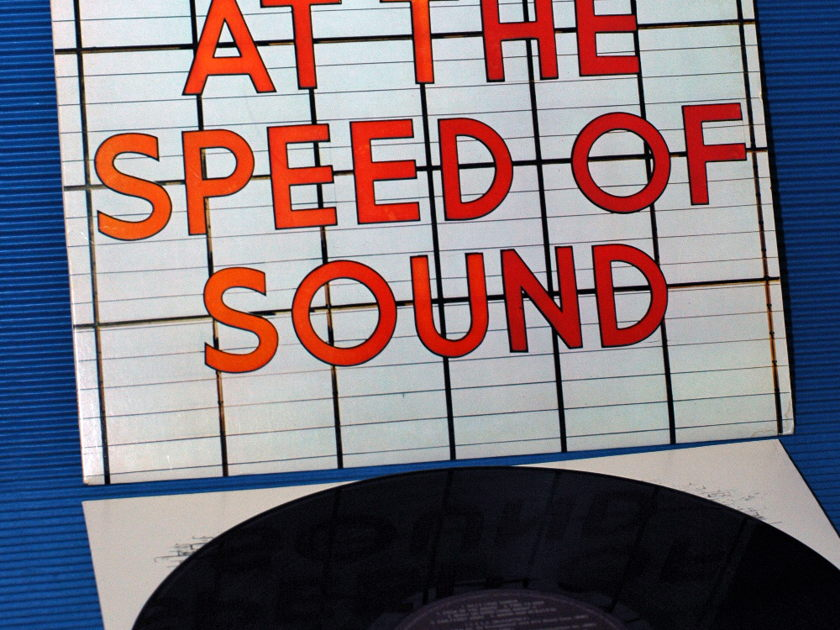 "WINGS -  - ""At the Speed of Sound"" -  Capital  1976"