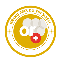 médaille d'or grand prix du vin suisse