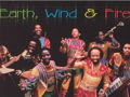 Guitar Signed by Earth, Wind & Fire