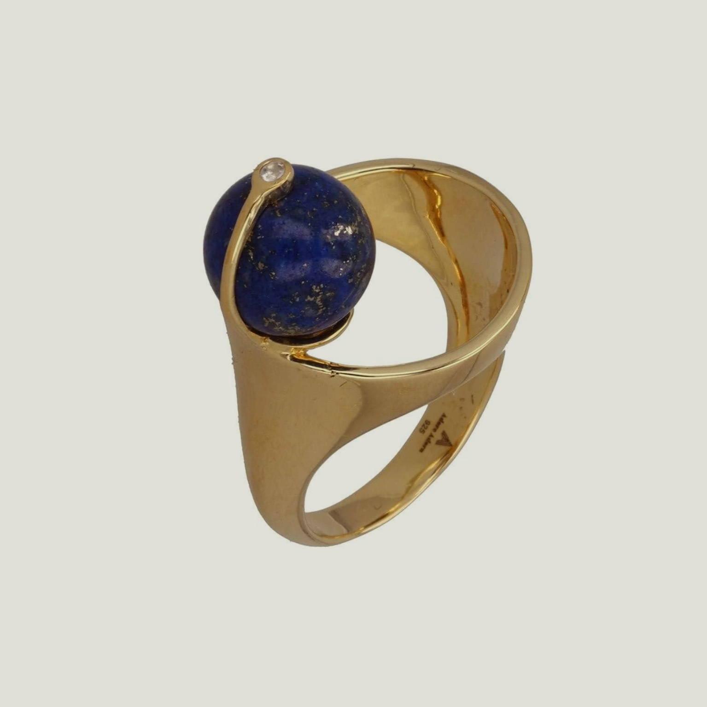 Lapis Lazuli World Ring