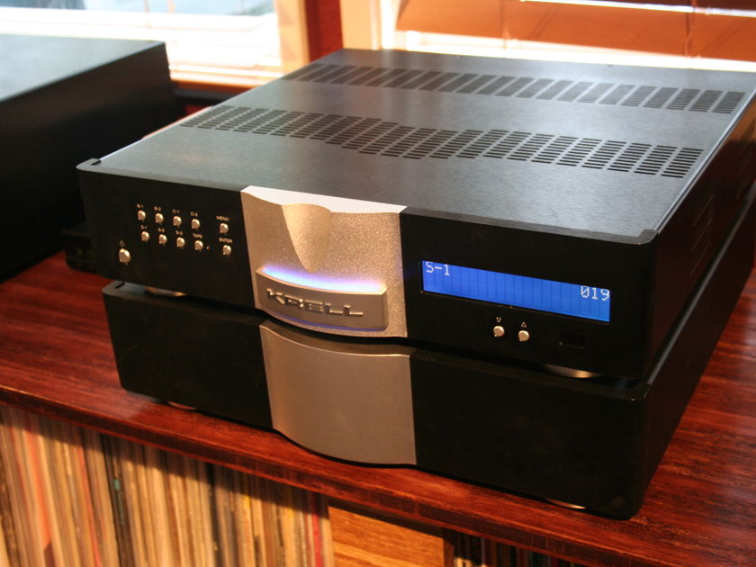 Krell Illusion Preamplifier