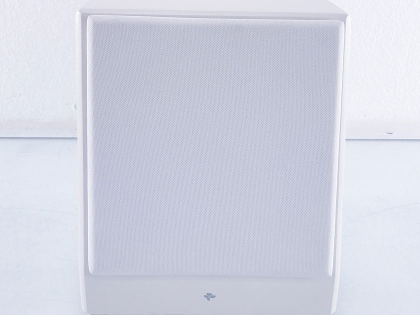 Totem Acoustic KIN Mini Subwoofer; Compact Sub; White (2616)