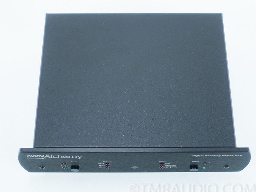 Audio Alchemy DDE v3.0 DAC (no power supply) (9012)