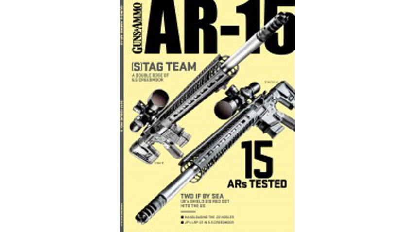 Stag 10 6.5 Creedmoor Book of AR15 Guns & Ammo