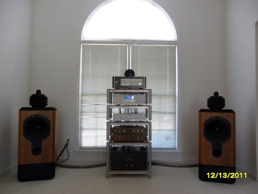 B&W  Matrix 801 Series II Speakers