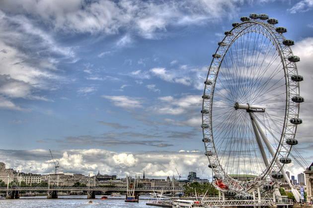 Билет без очереди на «London Eye» - самое большое колесо обозрения в мире!