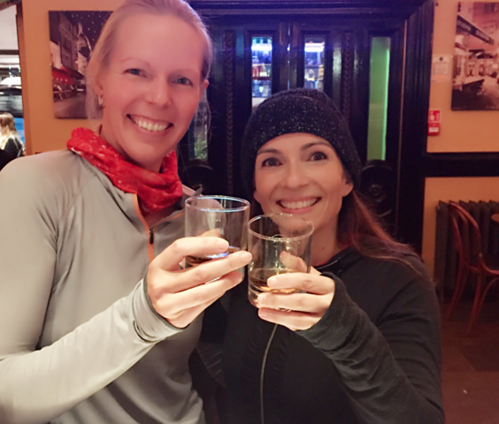 Braw Whisky Night Run (adults only) (7 miles)