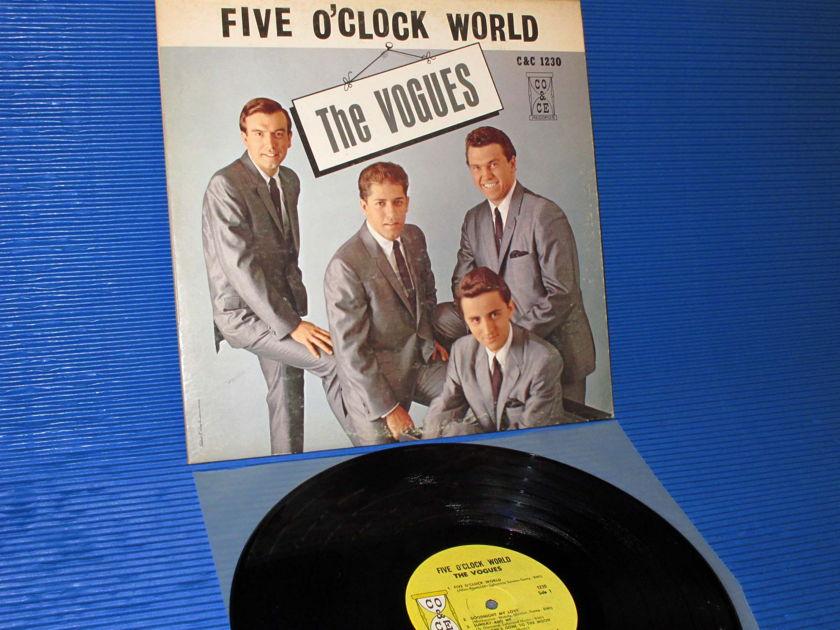 "THE VOGUES   - ""Five O'Clock World"" - CO & CE 1965 mono very rare"