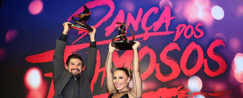 Dança dos Famosos 2015 Viviane
