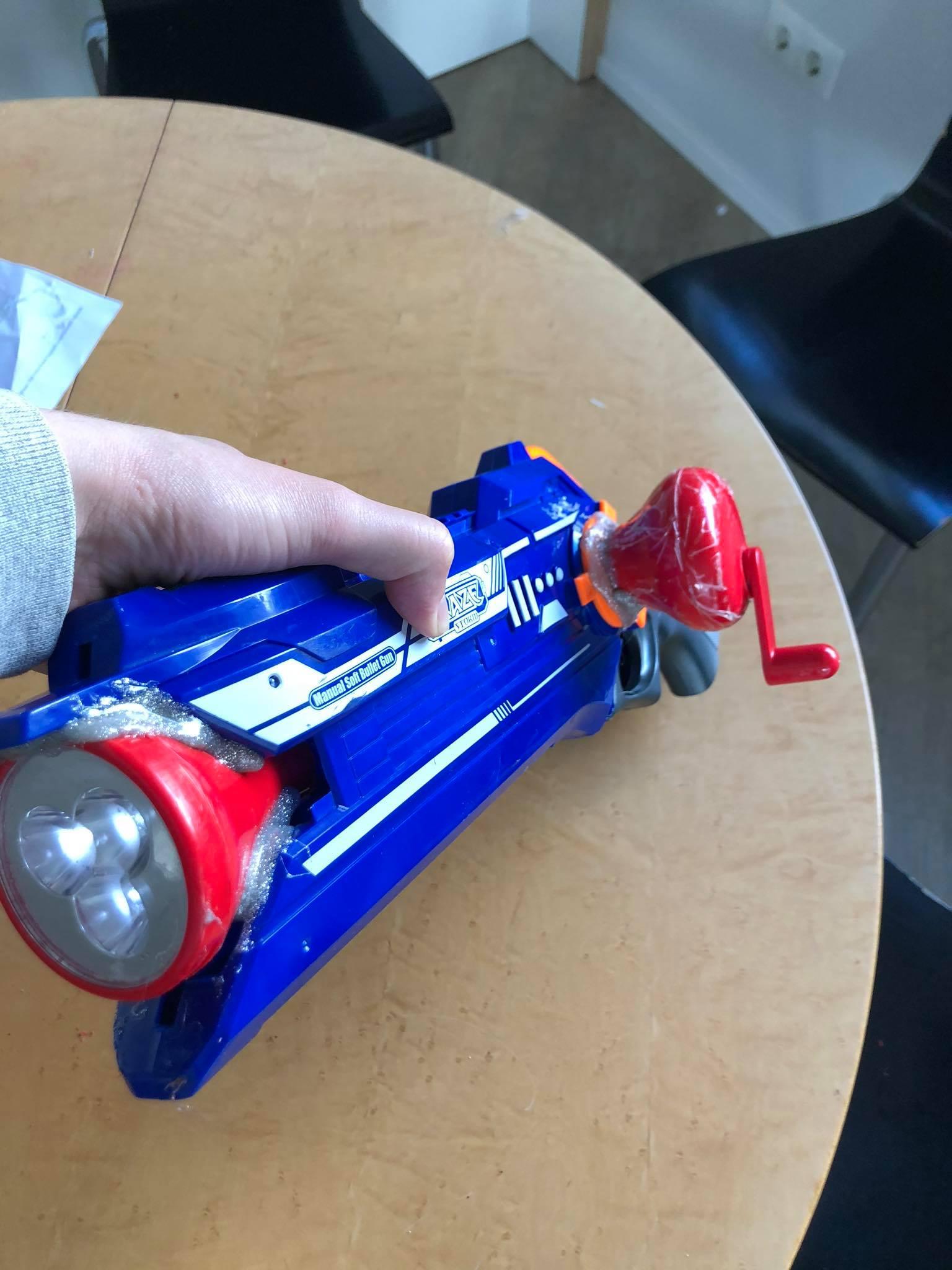 Buster Gun