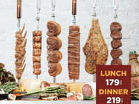 GAUCHOUS LUNCH PROMOTION image