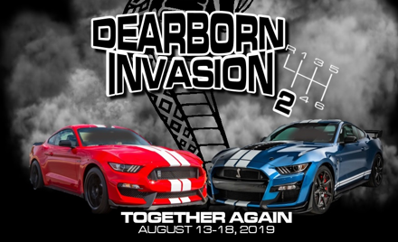 Dearborn Invasion 2 Together Again