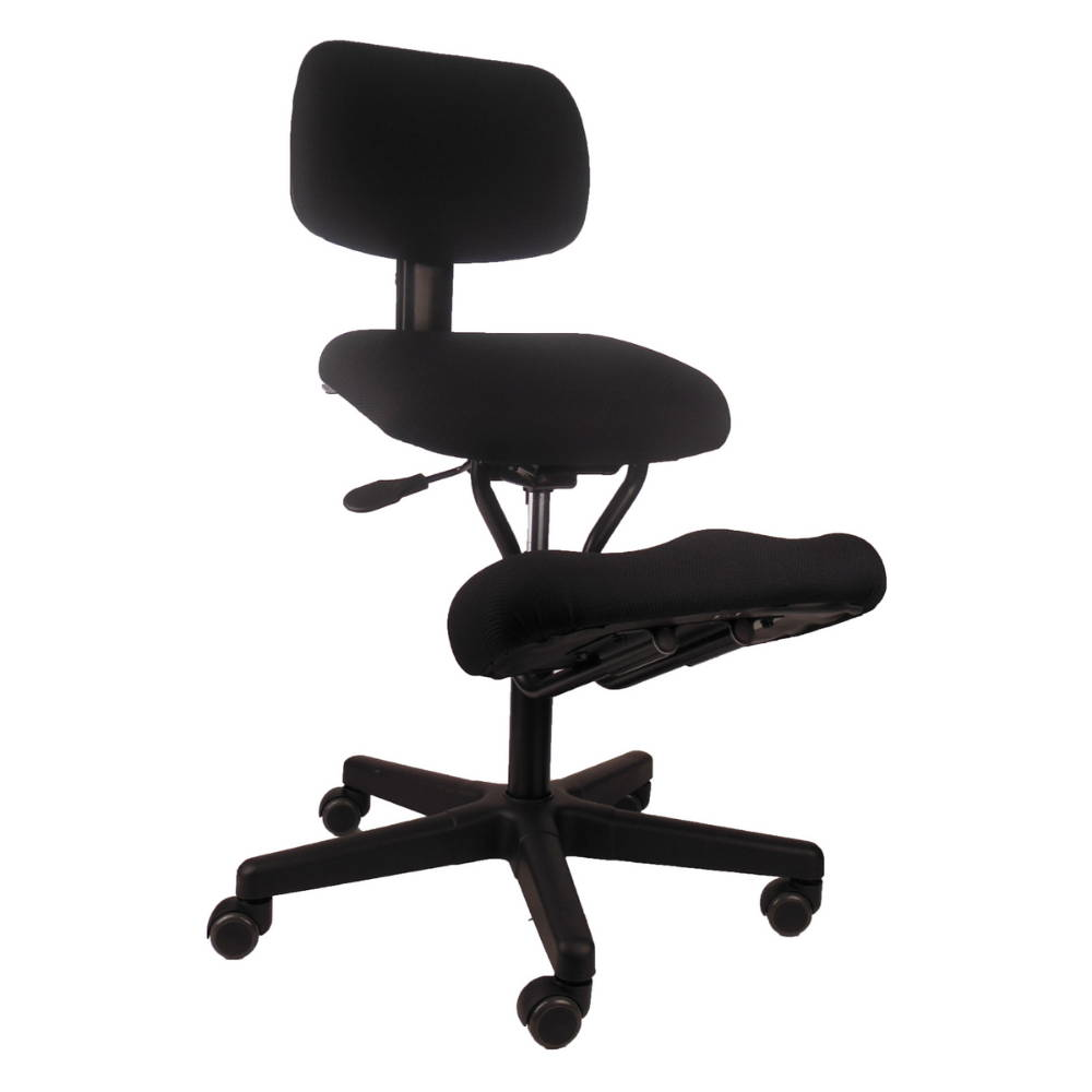 ergonomic kneeling chair for lower back pain