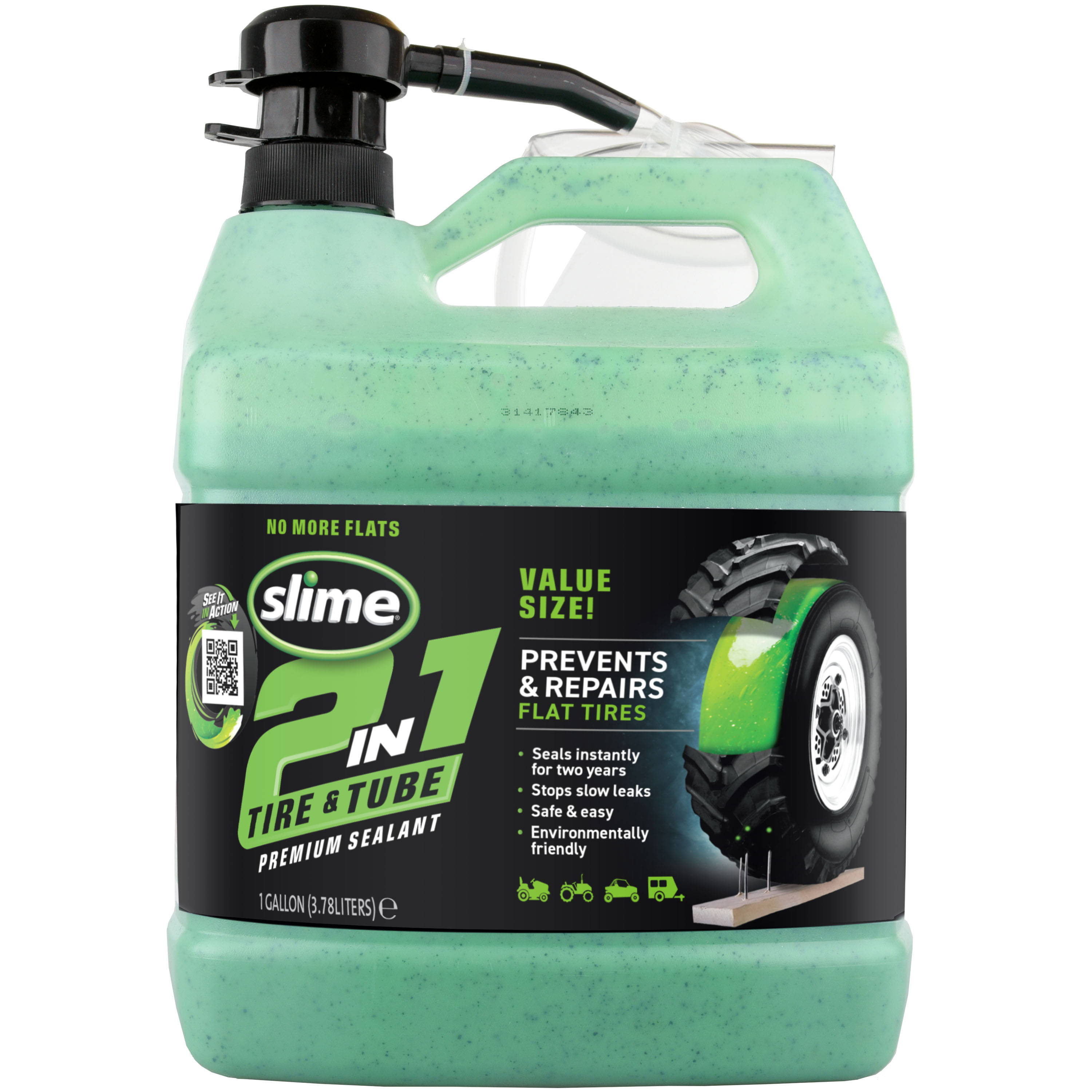 Slime Tube Sealant 1 Gallon