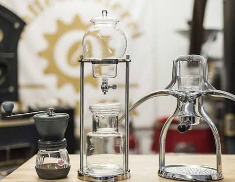 Ausgewähltes Zubehör Kaffeezubereitung